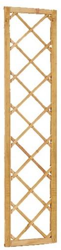 Grenen Trellis diagonaal 41x180cm (08218)