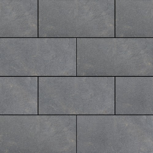 Straccata 30x60x6cm Muna zwart