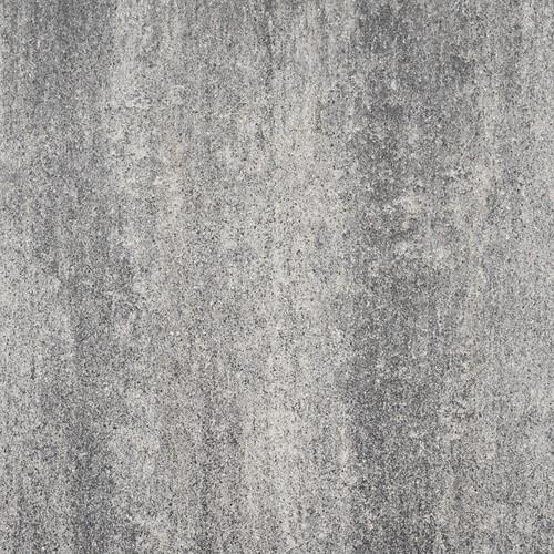 Strato 50x50x6cm Brugge grijs/zwart