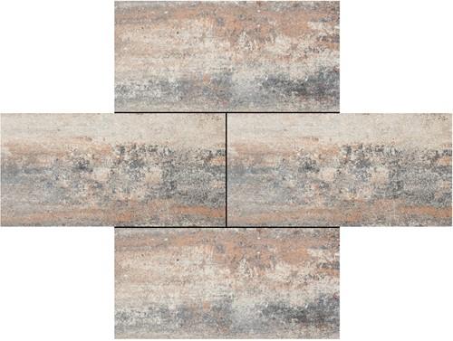 Piastrella Piatta 30x60x4,7cm Calce