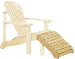 Canadian feetrest 51x48cm (BxD)