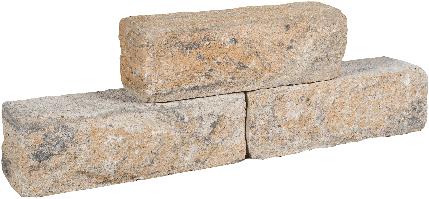 Rockline Walling 37,5x12,5x12,5cm lime