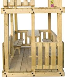 Picknickset tb.v. speeltoestel Orang-Oetan, vuren
