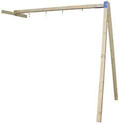 Schommelaanbouw tb.v. speeltoestel Action/Crazy Climber/Variant/Orang-Oetan