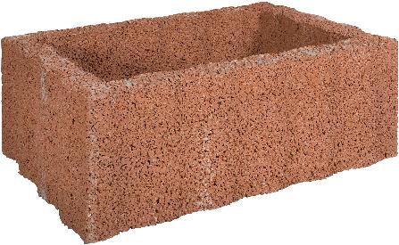 Ridgeflor Groot 60x40x25cm bruin