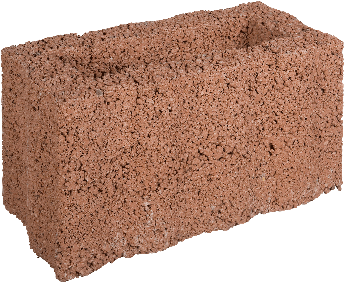 Ridgeflor Klein 40x20x25cm bruin