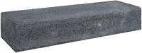 Betonbiels 12x20x60cm zwart