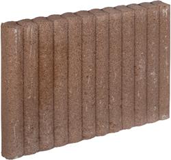 Mini Palissadeband 6x40x50cm bruin