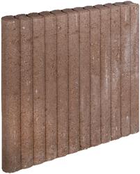 Mini Palissadeband 6x60x50cm bruin