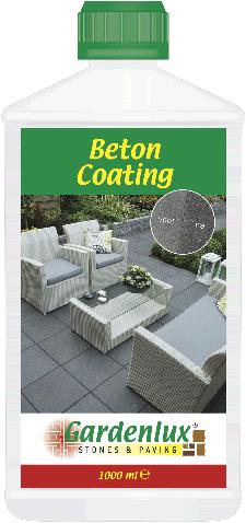 Gardenlux betoncoating glanzende beschermer tegen verontreiniging