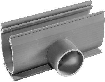 Ultra Drain Zijafvoer 6x13x20-ø60mm