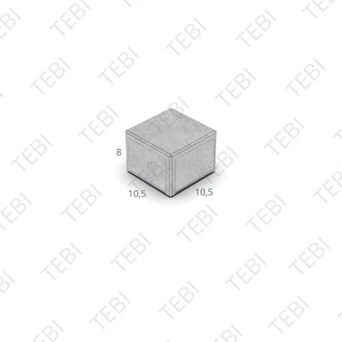 BKK KOMO S-TOP kleurvast 10,5x10,5x8cm grijs