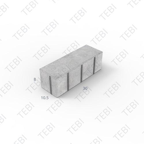 BKK KOMO ExcluDure Pall. 30x10,5x8cm grijs MP