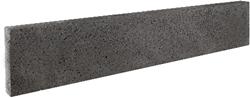 Oud Hollandse opsluitband 5x20x100cm carbon