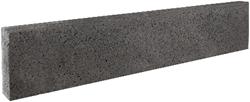 Oud Hollandse opsluitband 7x20x100cm carbon