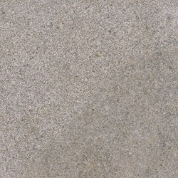 Graniet tegel Dark Grey Flamed donkergrijs 60x60x3cm