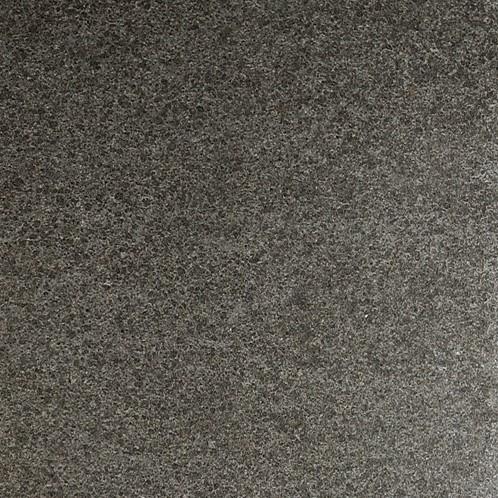 Basaltino Flamed tegel zwart 50x50x3cm