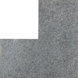 Basaltino Flamed vijverrand zwart 3x25x50/50cm
