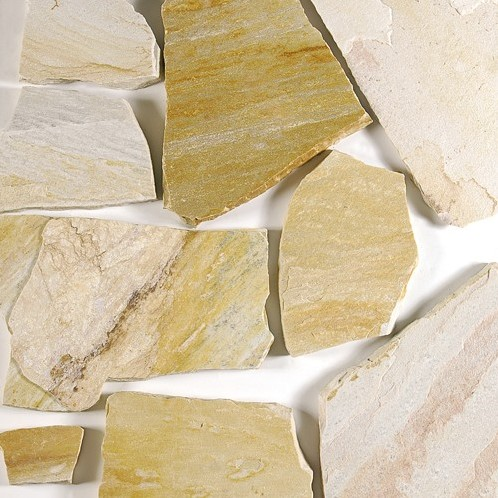 Flagstone Tropical Yellow geel 80kg p/m²