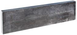 Asian Bluestone opsluitband met facet blauw gezoet 6x35x100cm
