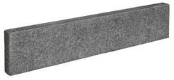 Basaltino Flamed opsluitband zwart 5x15x100cm