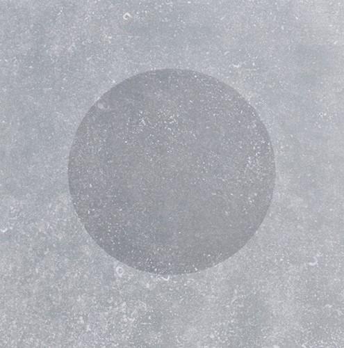 Duostone Dessin 60x60x4cm Dot Black on Grey