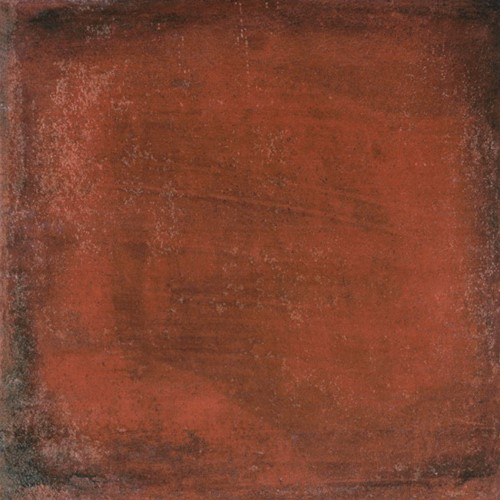 Duostone 60x60x4cm Uni Cotto Dark Red