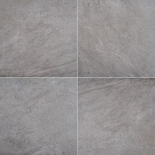 Ceramica Lastra 60x60x2cm Block Grigio  grijs