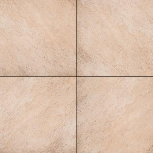 B-KEUS Ceramica Terrazza 59,5x59,5x2cm Limestone Yellow geel
