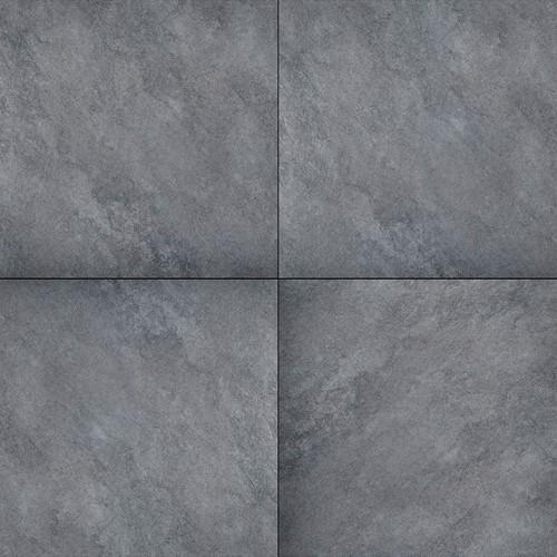 Ceramica Terrazza 59,5x59,5x2cm Limestone Anthracite antraciet