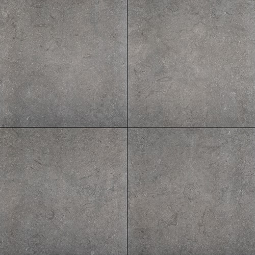 Ceramica Romagna 60x60x2cm Kingston Black zwart