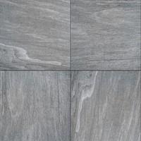 Cera4line Mento 60x60x4cm Cuarcita Plata zilvergrijs