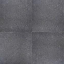 Cera1line 60x60x1cm Struttura Nero zwart/blauw