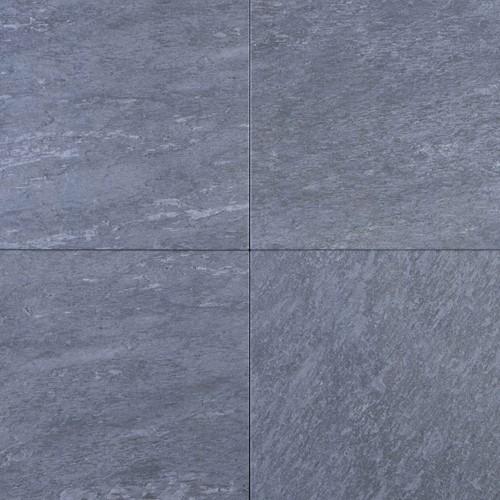Geoceramica 60x60x4cm Fiordi Fumo donkergrijs