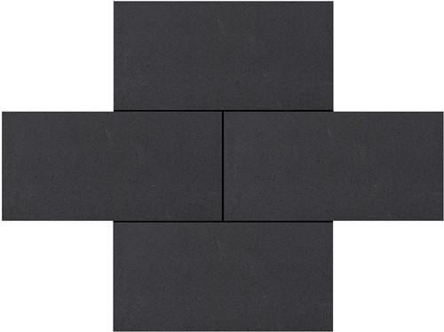 Cottage Stones 30x60x4cm Bristol zwart