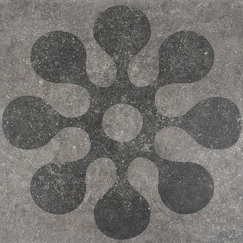 Designo 60x60x3cm Dianthus lichtgrijs