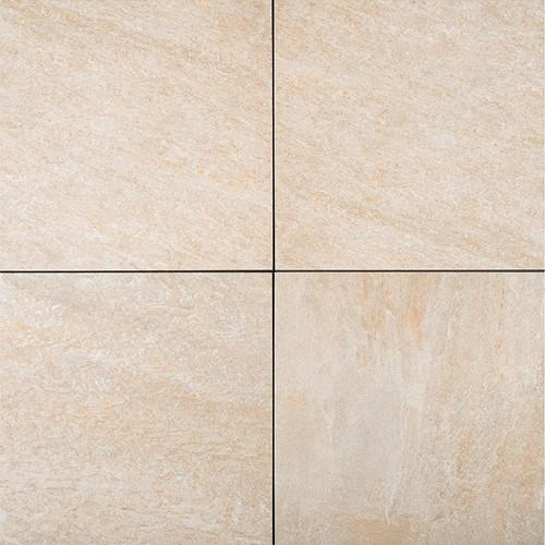 Cera3line Porcelain 60,7x60,7x3cm Natura Sabbia  zandgeel