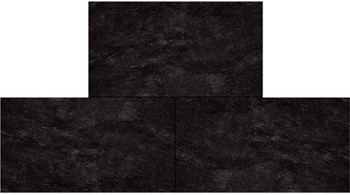 Ceramica Lastra 45x90x2cm Klif Dark antraciet