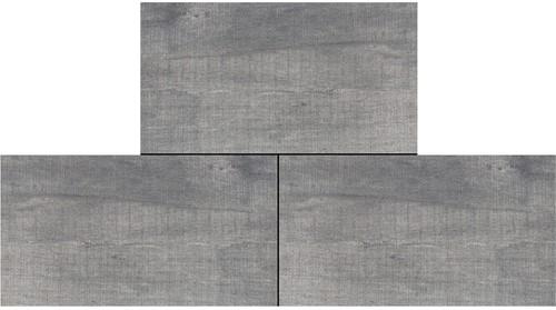 Woodstone 40x80x4cm Pine beige/grijs