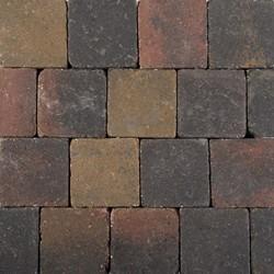Pebblestones 15x15x6cm Loe Bar brons