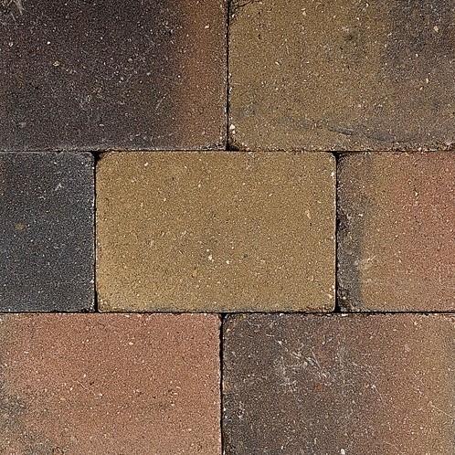 Pebblestones 15x20x6cm Loe Bar brons