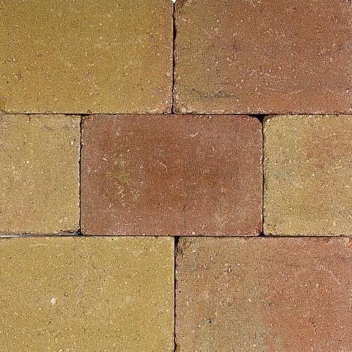 Pebblestones 20x30x6cm Lizard geel/terra