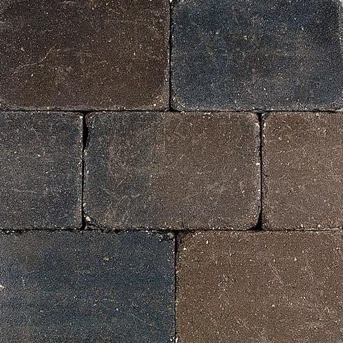Pebblestones 20x30x6cm Marazion bruin/zwart