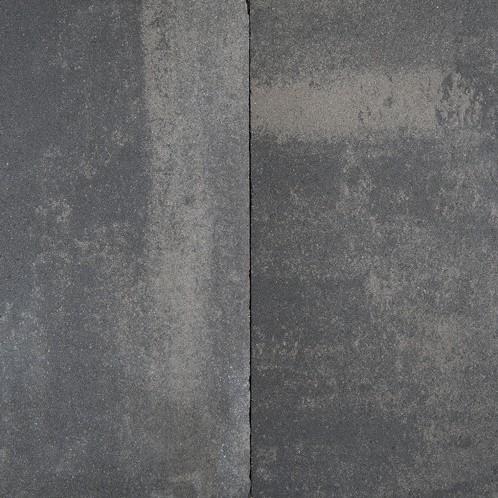 Palace Tiles 40x80x6cm Warwick grijs/zwart