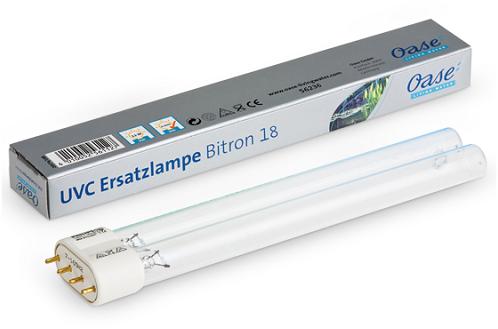 Vervanglamp UVC 18 W