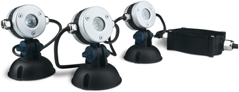 LunAqua Mini LED warmá