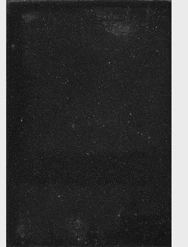 Betontegel 40x60x5cm zwart