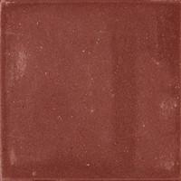 Betontegel 50x50x5cm rood