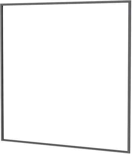 Aluminium profielset t.b.v. composiet scherm 181,5x200cm antraciet (W23445)