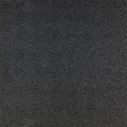 Rubbertegel 50x50x4,5cm  zwart